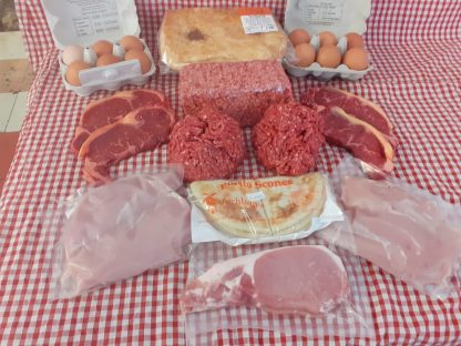 Large Sirloin Meat Pack