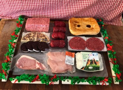 Small Summer Sizzler Meat Pack